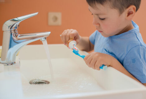Make your child's dental health a priority (and fun!)